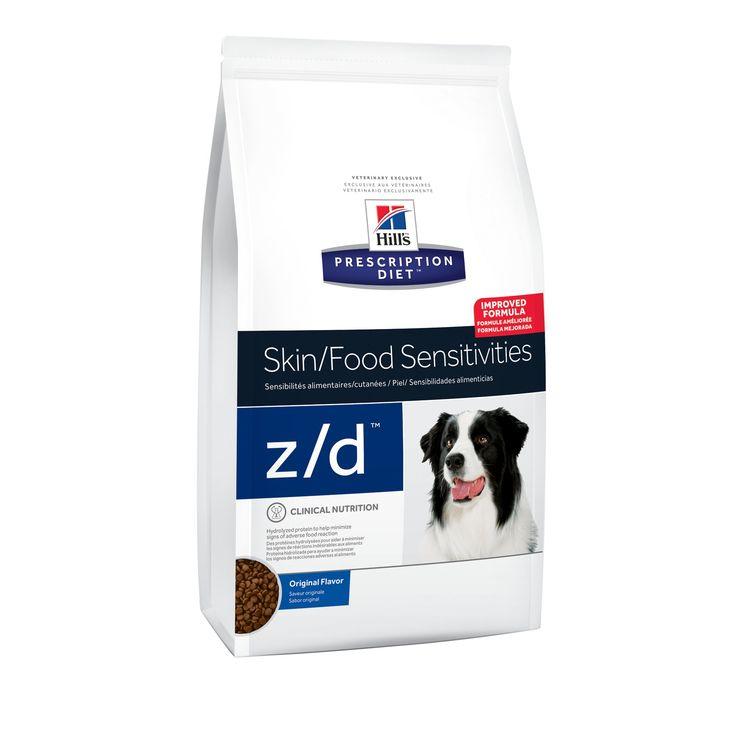 Hill S Prescription Diet Z D Skin Food Sensitivities Original Dry