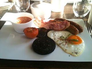 Full English Breakfast at Flannels! £8.50