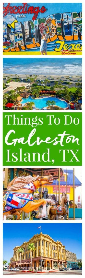 Planning a trip to Galveston Island, Texas? Here are 14 not to be missed things that you should add to your itinerary! via @sugarandsoulco