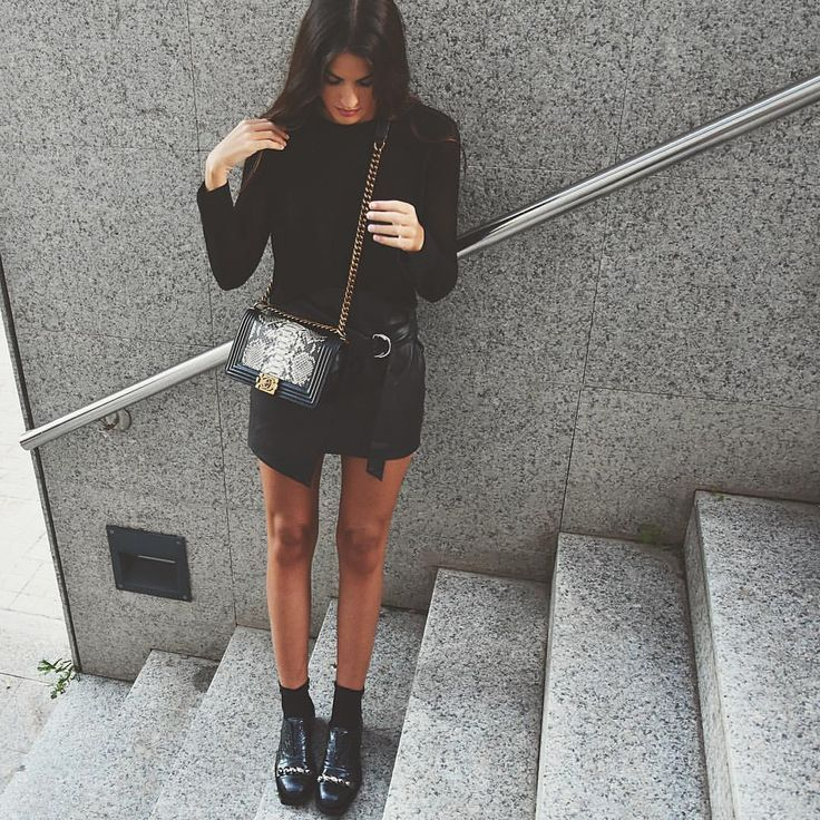 "Marta Lozano Pascual on Instagram: ""Good Night  @ras_shoes "" - Street Style"