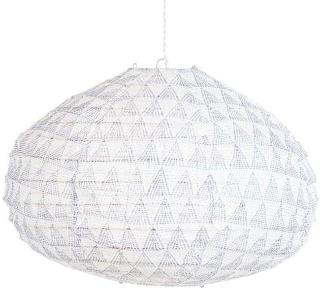 Kyris hanging lamp at Norrgavel shops in Sweden and Norway