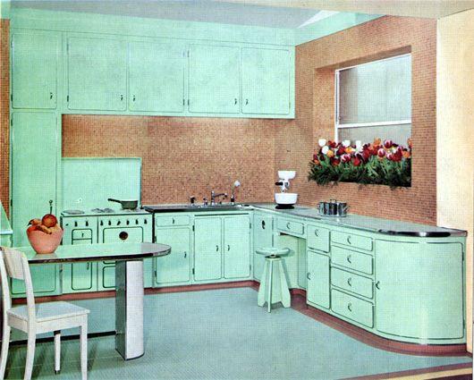 les 24 meilleures images du tableau cuisine en couleur sur pinterest cuisines couleurs et annee. Black Bedroom Furniture Sets. Home Design Ideas