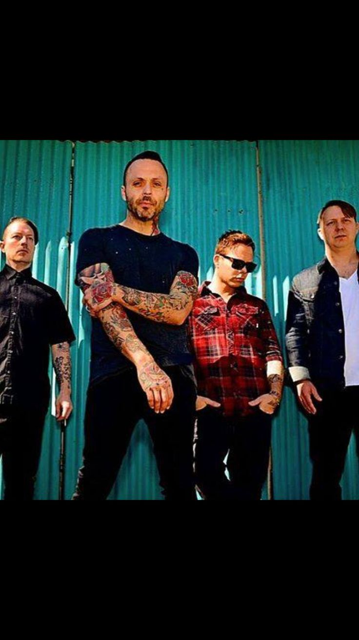 Love this picture of Justin and his band Blue October. NEW ALBUM OUT 4/22/16 Called HOME