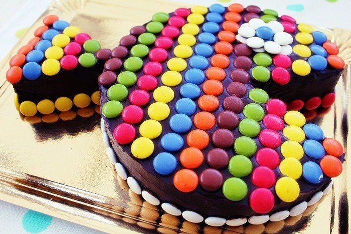 Original torta para celebración de cumpleaños infantil. #torta #cumpleaños
