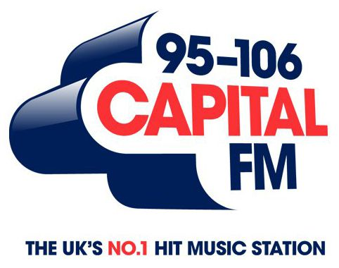 Capital radio is the main radio station I listen to, either in the car or at work. All the current songs but they often repeat a lot throughout the day which is mildly annoying!!
