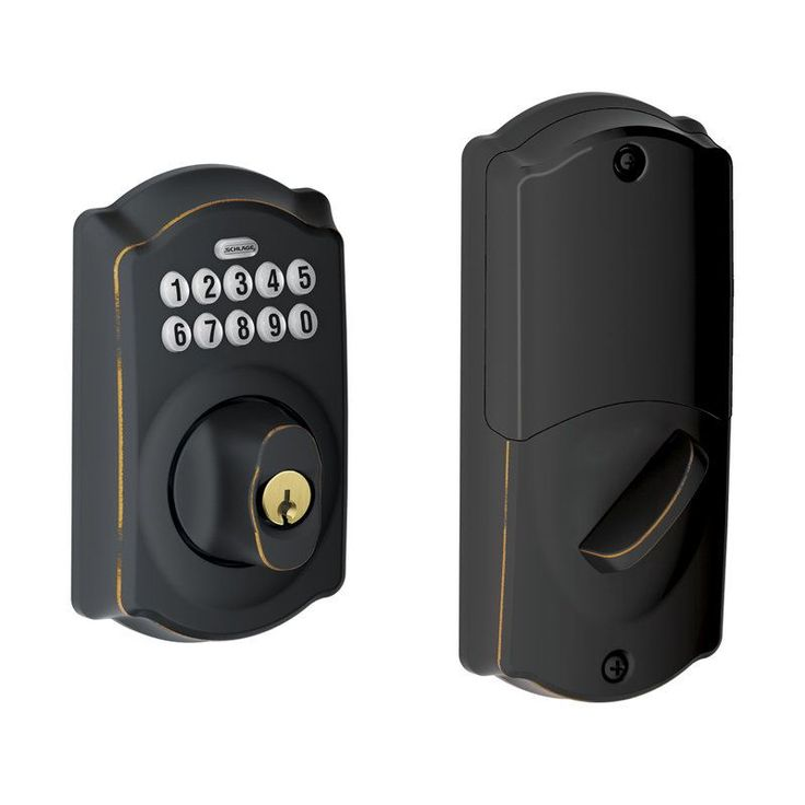 Schlage Be369nxcam Door Amp Cabinet Hardware Electronic