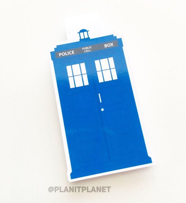 TARDIS : Doctor Who Bookmark