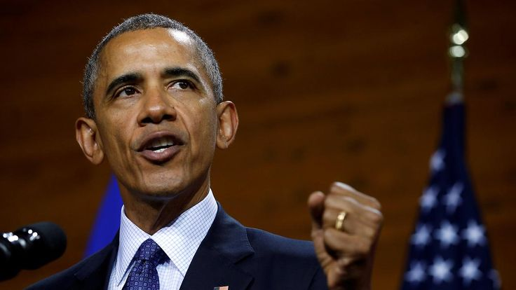 Spaß und Ernst beim Messe-Besuch: Barack Obama appelliert an vereintes Europa