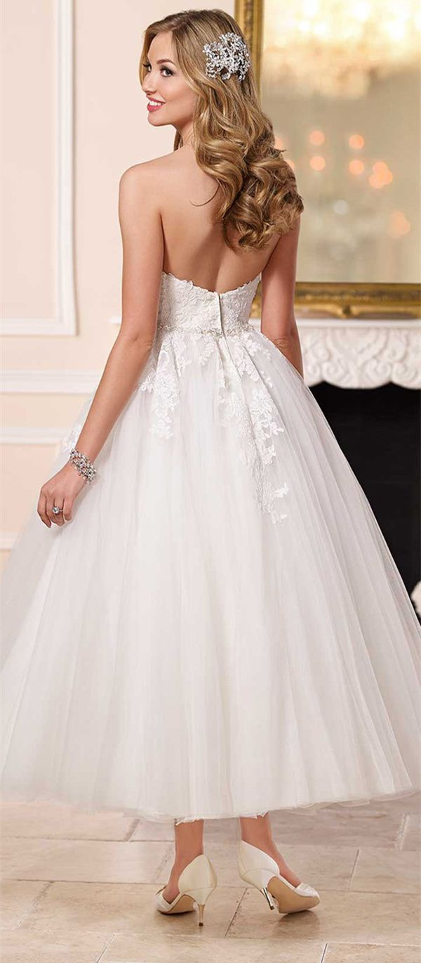 stella york low back ball gown wedding dresses style 6177