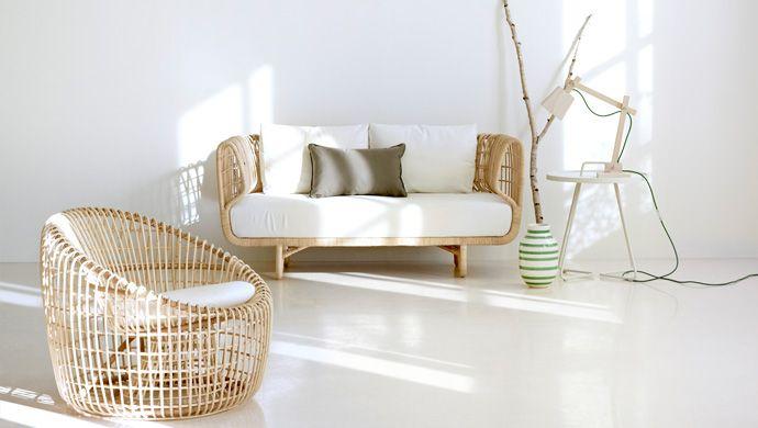 Rotan voor binnenshuis - Roomed | roomed.nl