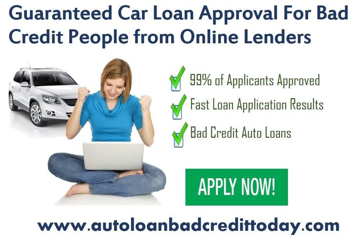 19 best Guaranteed Car Loan for Bad Credit images on Pinterest | Car loans, Autos and Car finance