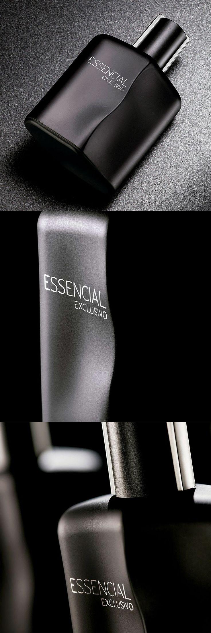 Perfume Essencial Exclusivo Masculino Natura