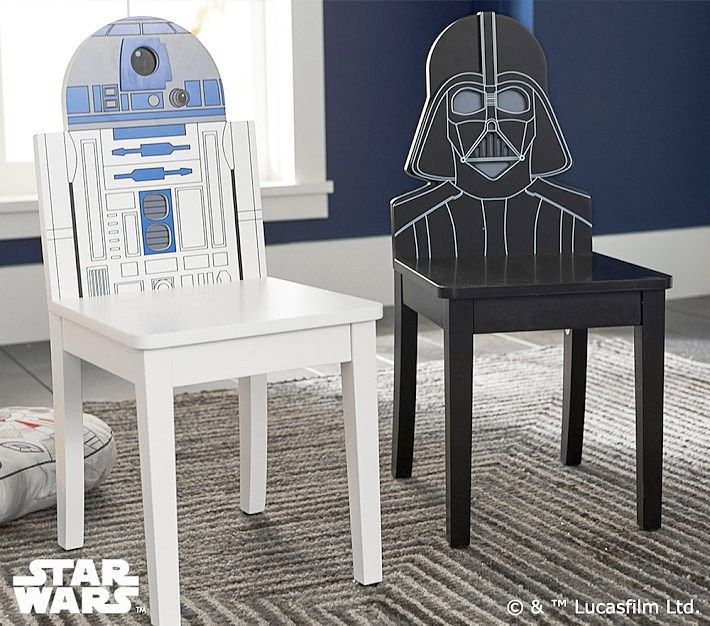 Wonderful Earlier This Week We Featured Some Awesome Looking Star Wars Beds And Desks  From Rooms To Go, And It Appears That Pottery Barn Has Something To  Contribute Home Design Ideas