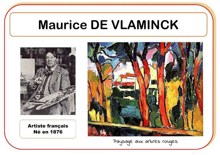 Maurice de Vlaminck - Portrait d'artiste