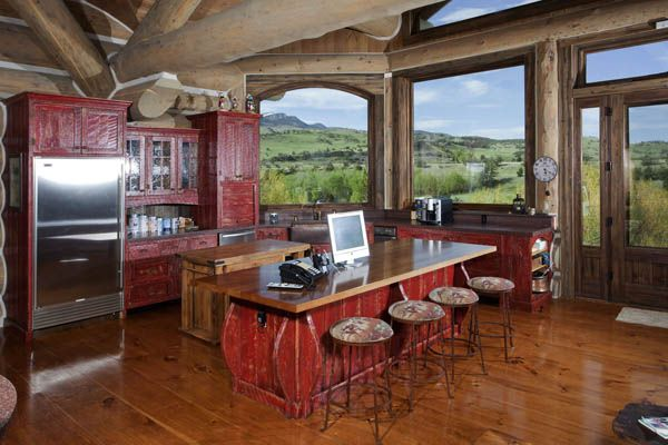 Breathtaking Property In Protected Wildlife Area: Sun River Ranch