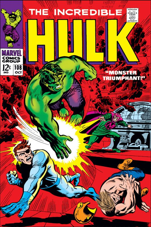 99 best my silver age comics collection images on pinterest the incredible hulk monster triumphant fandeluxe Image collections