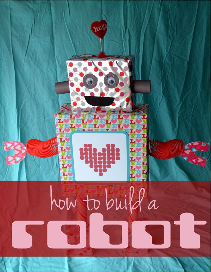 Nestling: how to build a robot