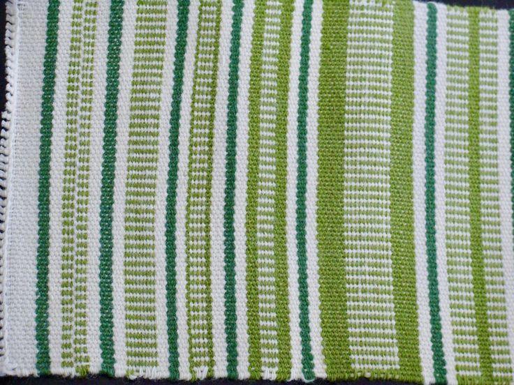 Let's Weave . . . Weft-Faced Patterns