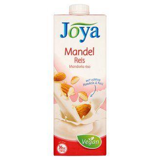 Joya UHT mandula-rizs ital 1 l - Tesco Bevásárlás