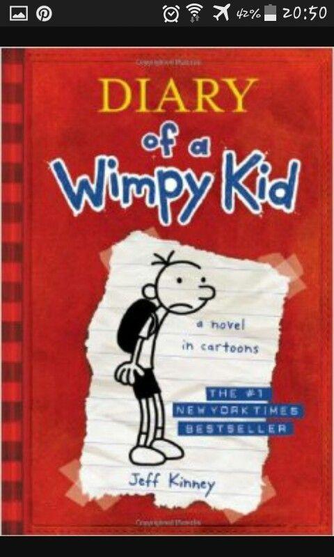 13 best wimpy kid books images on pinterest jeff kinney wimpy kid diary of a wimpy kid by jeff kinney solutioingenieria Choice Image