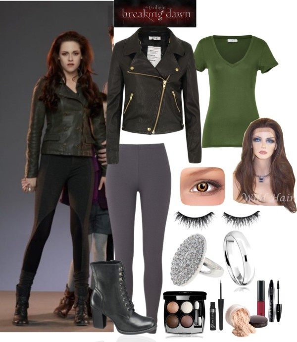 """Be Bella Cullen for Halloween / Karneval Fight Scene Look ..."