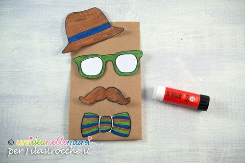 58 best images about lavoretti on pinterest crafts for for Idee regalo doors