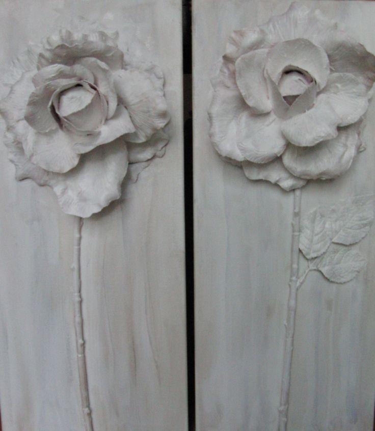 25 beste idee n over bloemen schilderij op pinterest geschilderde bloemen acryl schilderij - Schilderij voor meisje slaapkamer ...