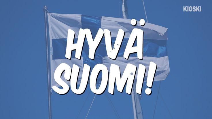 56 syytä, miksi Suomi on edelleen aivan jees