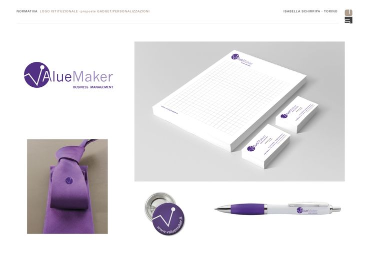 VALUE MAKER Business Management -  Corporate Identity