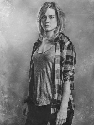 THE WALKING DEAD - Jessie - US Textless Imported TV Series Wall Poster Print - 30CM X 43CM Brand New