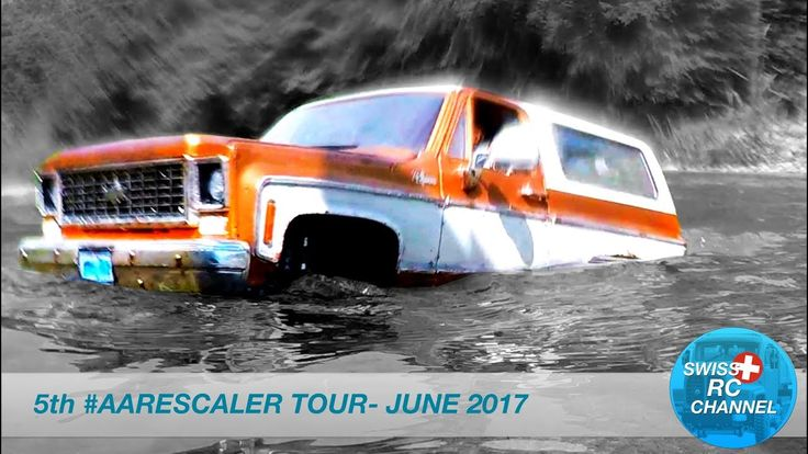 RC SCALE CARS - 5th #AARESCALER RC TOUR 2017 https://youtu.be/hNbmBUyInAs