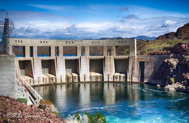 Parker Dam Lake Havasu City, AZ.