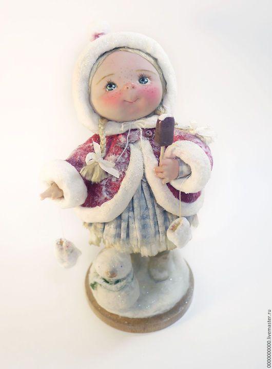 Коллекционные куклы ручной работы. Ярмарка Мастеров - ручная работа. Купить Катюша. Handmade. Кукла ручной работы, интерьерная игрушка