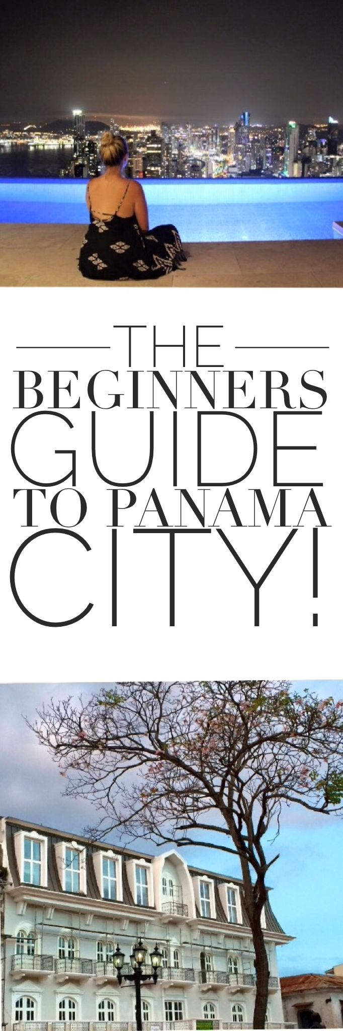 Everything you need to know about Panama City!                                                                                                                                                     More
