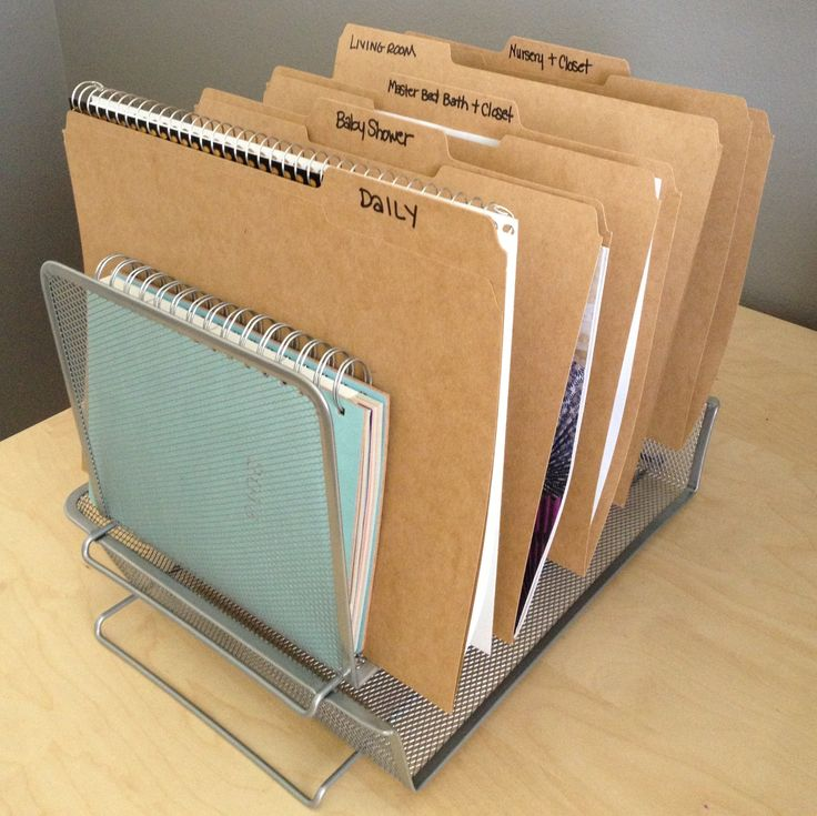 Strategies and resources for organizing your temporary work files and mail.
