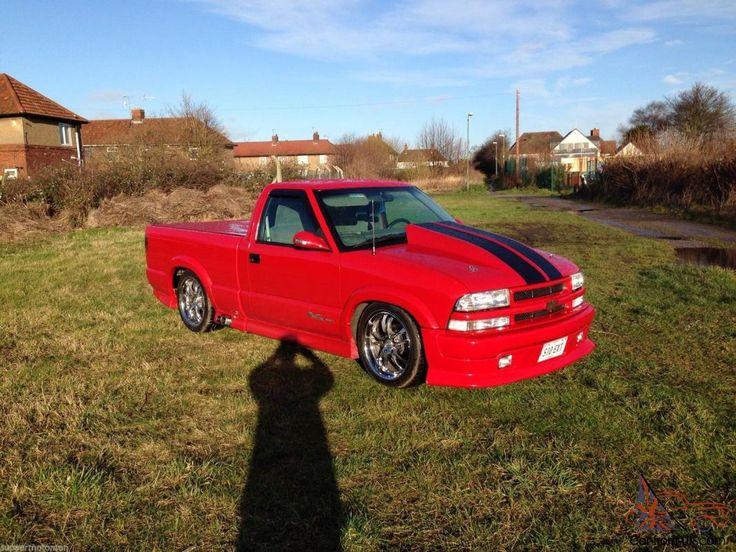 Chevrolet S10 Gmc Sonoma American Pickup Lpg Hurst Chevy