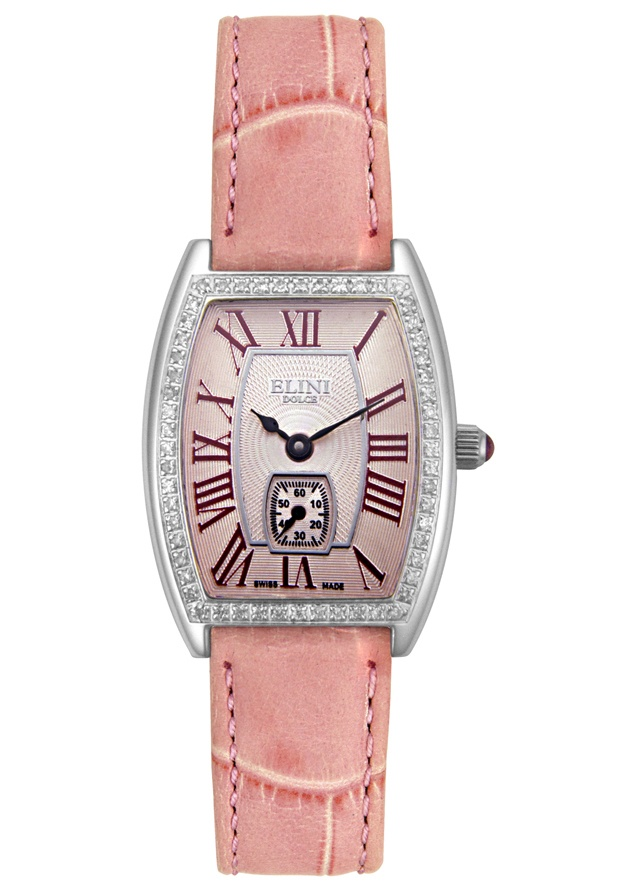 Price:$299.99 #watches Elini PK22348TPK, The inspiration behind the Dolce Collection came from the desire to create a watch for delicte women that was classic, while at the same time being more fashion-forward than the typical watch.