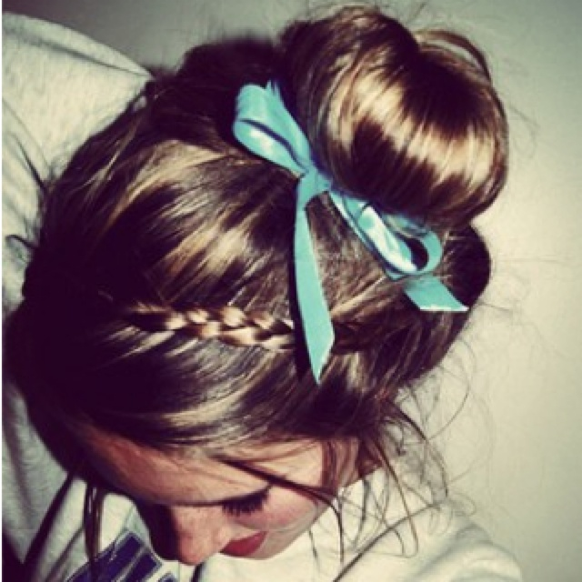 78 Best Images About Dance Hairstyles On Pinterest