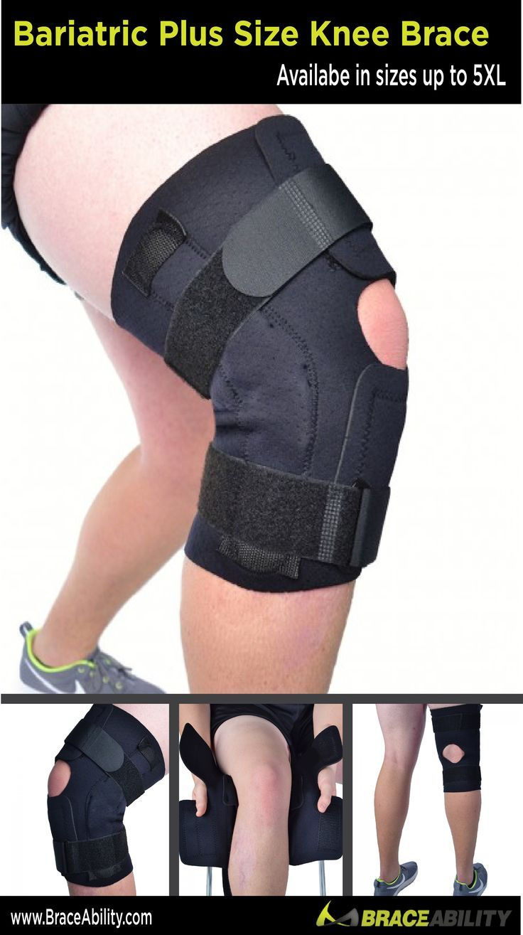 dbaa938ea0 What Sport Can You Play With Bad Knees Knee brace Motivation