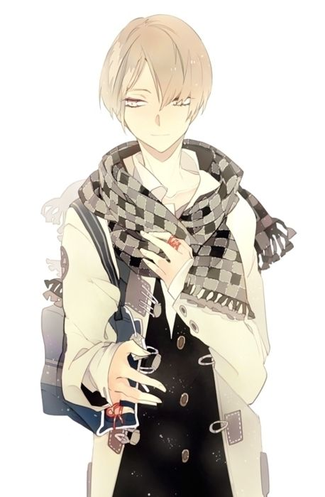 Anime Characters Jacket : Male anime character with a nice sense of style cool