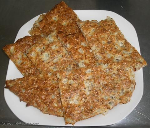 LCHF-bröd: Lchf Diet, Lchf Bröd, Ett Lchfrecept Com, Carb Food, Amazing Food, Lchf Desert, Lchf Baking, Lchf Breads, Food Pin