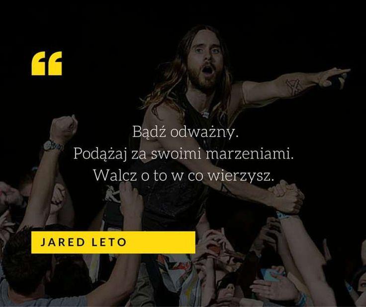 Jared Leto cytaty