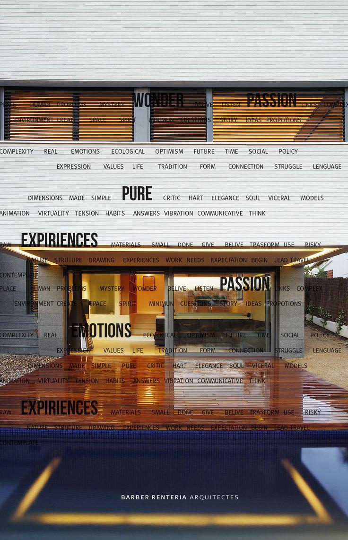 Casas en Alella Barber - Renteria Arquitectes