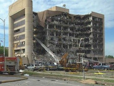 Oklahoma City bombing of Alfred P. Murrah Federal Building