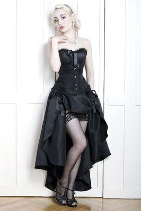 £125 #Fairgothmother #skirt #blackFairgothmoth Skirts, Gothic Corsets, Long Burlesque, Gothic Dresses, Ribbons Ties, Click Image, Fairies Gothmoth, Goth Mothers, Burlesque Skirts