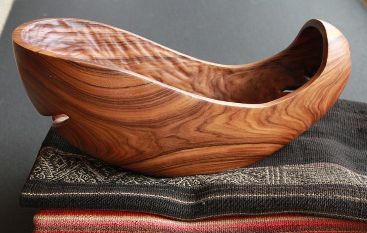 Fuente de madera, Kirah Desing
