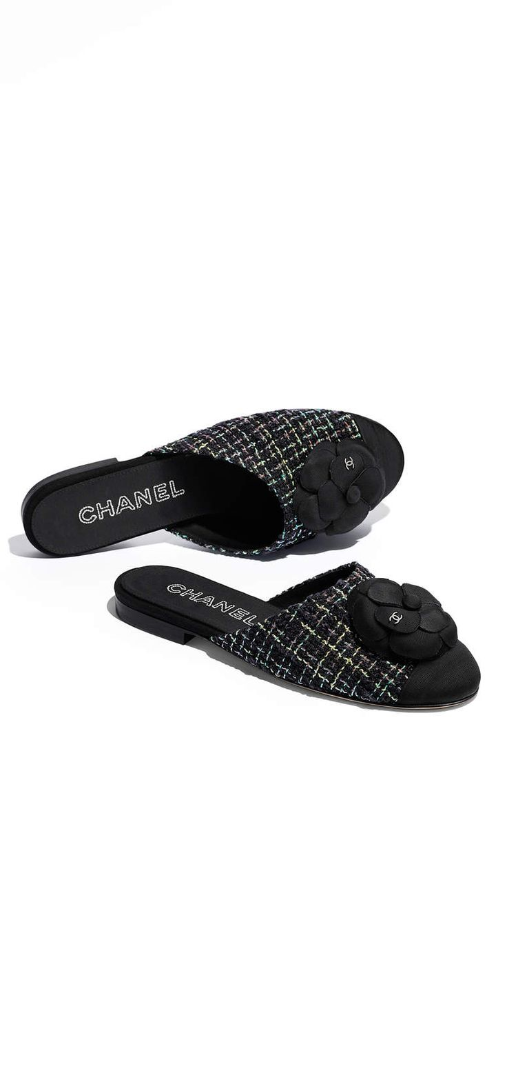 The  Shoes collection on the CHANEL official website