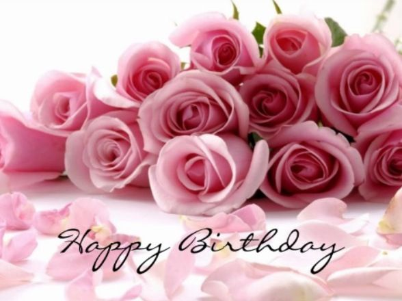 best beautiful birthday greetings images on, Beautiful flower