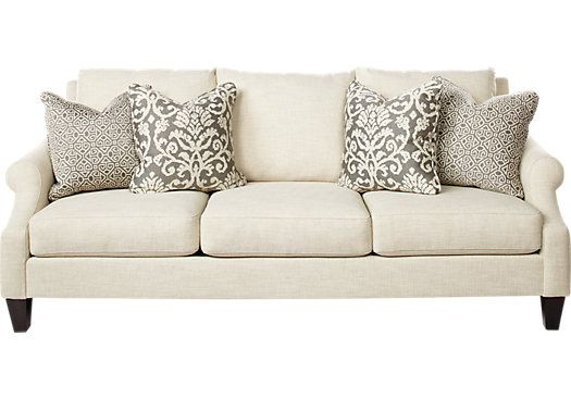 Regent Place Beige Loveseat Loveseats Room And Living Rooms - Rooms to go sofas and loveseats
