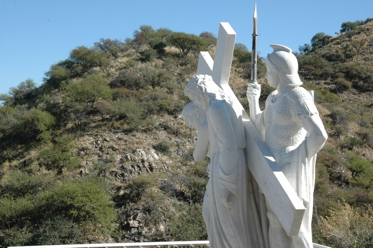Vía Crucis, San Luis  www.viajaportupais.gov.ar
